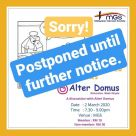 Alterdomus postponed