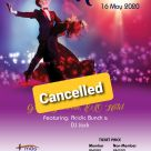 Cancelled poster