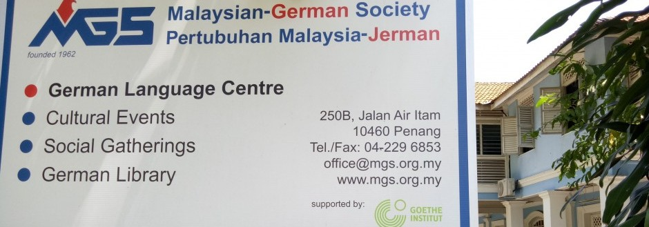 Malaysian-German Society Penang