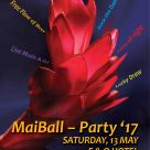 Maiball poster 2017 with co-arranger