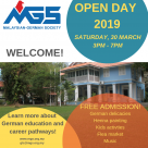 Mgs openday 2019