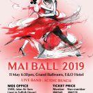 Maiball 2019 social media